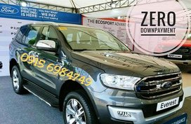 2018 FORD EVEREST Trend2.2 4x2 For Sale
