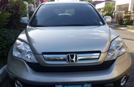 HONDA CRV 2008 Low mileage Well maintained Owner Seller