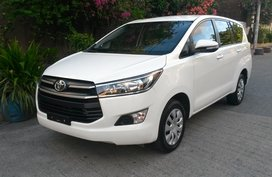 2017 Toyota Innova 2.8 J FOR SALE