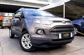 2017 Ford Ecosport Titanium A/T, Gas FOR SALE