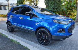 Ford Ecosport 2017 Black Edition Automatic Casa Maintained