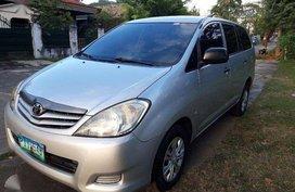 Toyota Innova 2010 model FOR SALE
