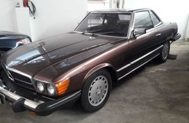 1984 Merceds-Benz 280SL A/T for sale