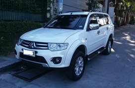 Mitsubishi Montero Sport GLS V At 2014 for sale