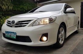 2011 Toyota Altis 1.6V for sale