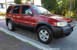 Ford Escape 2004 XLS AT for sale