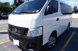 2015 Nissan NV350 Urvan for sale