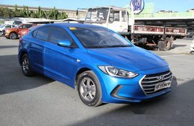 Hyundai Elantra 2017 MT for sale
