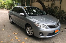Toyota Corolla Altis 2013 For sale
