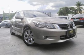 2010 Honda Accord 2.4 A/T Gas for sale