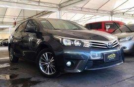 2014 Toyota Corolla Altis 1.6 V Automatic Gas