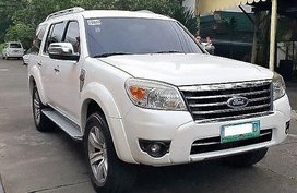 Ford Everest 2011 MT for sale