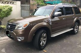 2011 Ford Everest 2.5 Limited Automatic Transmission