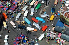 4 surviving tips while driving in the Metro Manila, Philippines