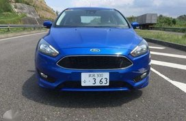 Ford Focus S 1.5 L ecoboost 180hp 2016 Model