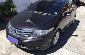 2013 Honda City 1.5E A/T Top of the Line.