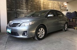 2013 Toyota Altis 1.6G for sale