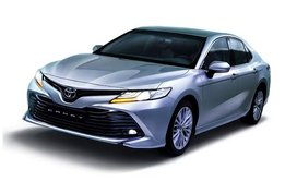 2019 Toyota Camry V 2.5L AT All-New