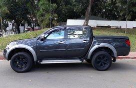 2013 Mitsubishi Strada GLS 4x4 Diesel (1st Owned)