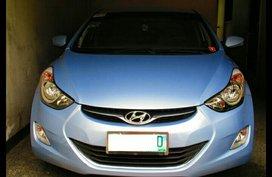 Hyundai Elantra GLS CVVT 2011