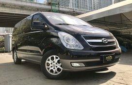 2012 Hyundai Starex VGT Gold AT Diesel
