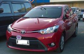 2015 Toyota Vios 1.3E Automatic