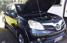 2013 Foton Thunder 4x2 Manual Allpower 2.8 turbo diesel