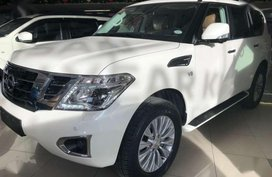 2019 Nissan Patrol Royale 5.6L V8 AT 4x4 Gasoline