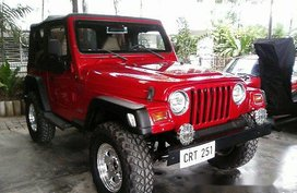 Jeep Wrangler 1997 for sale