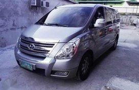 2014 Hyundai Starex HVX Silver Automatic Diesel