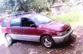 SELLING MITSUBISHI Space Wagon 2001