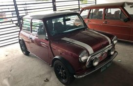 SELLING Mini Cooper classic for sale or for swap