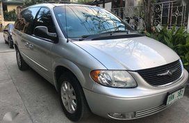 2003 Chrysler Town and Country LXi AT 3.3L Gas Engine rush P179T