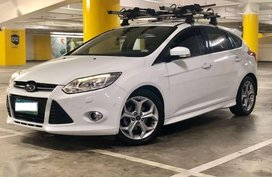 2013 Ford Focus Hatchback 2.0S Gas Automatic