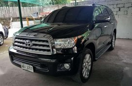 Toyota Sequoia Platinum 2014 5.7Liters V8 Gas 4x4