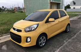 Kia Picanto EX Hatchback 2016 Model Manual Transmission