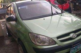 Hyundai Getz 2008 model FOR SALE