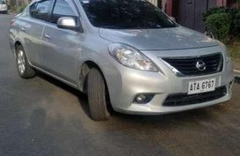 2015 Nissan Almera Automatic Clean Papers