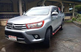 Toyota Hilux G 4x4 MT 2016 FOR SALE