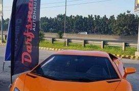 Like new Lamborghini Aventador for sale