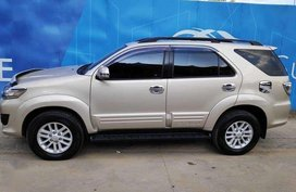 Toyota Fortuner 2013 G FOR SALE