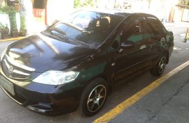 2007 Honda City 1.3L iDSI manual