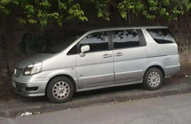 2003 Nissan Serena QRVR Limited Edition