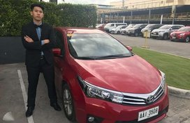 2014 Toyota Corolla Altis 1.6 V AT for sale