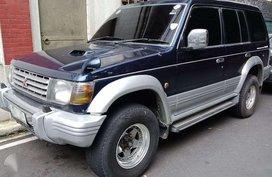 2000 Mitsubishi Pajero Manual FOR SALE