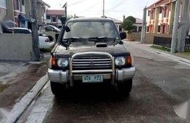 Well-kept Mitsubishi pajero for sale