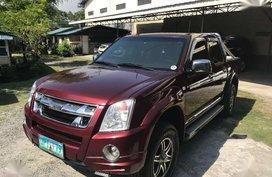 Isuzu Dmax LS iTEQ manual turbo diesel 4x2 2012 model