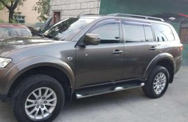 2013 Mitsubishi Montero MT Glx FOR SALE