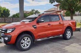 Ford Ranger Wildtrak 2015 for sale