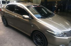 Honda City 2010 Automatic Mag Wheels